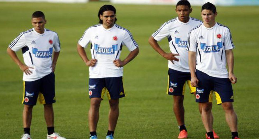 Falcao jugaría ante Perú. (Reuters)