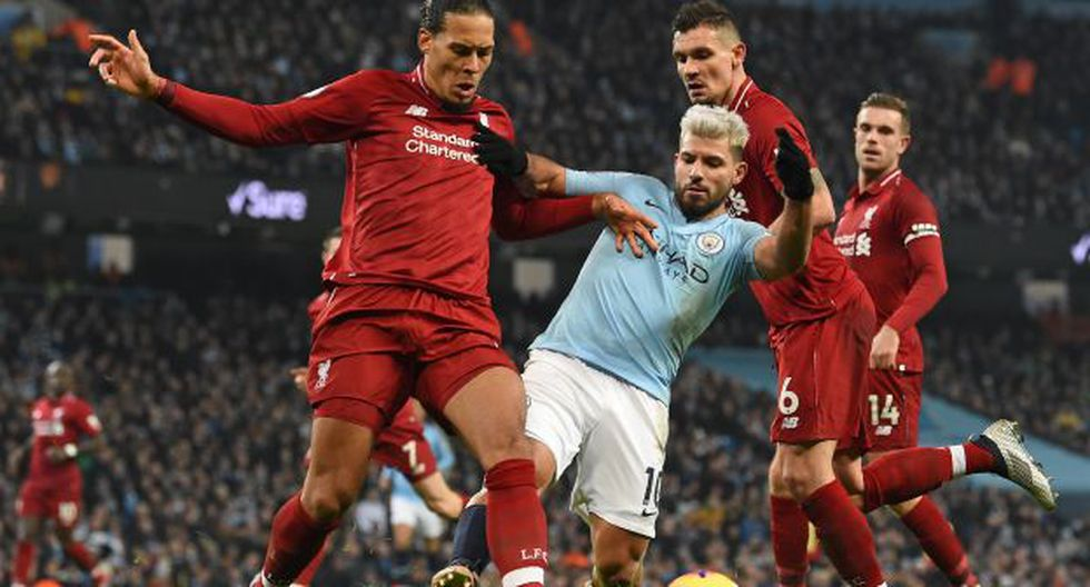 Liverpool vs. Manchester City: chocan por la fecha 12 de la Premier League. (Foto: AFP)