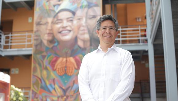 Conversamos con el padre Rafael Fernández Hart (Perú21/ Marcos Ramón)