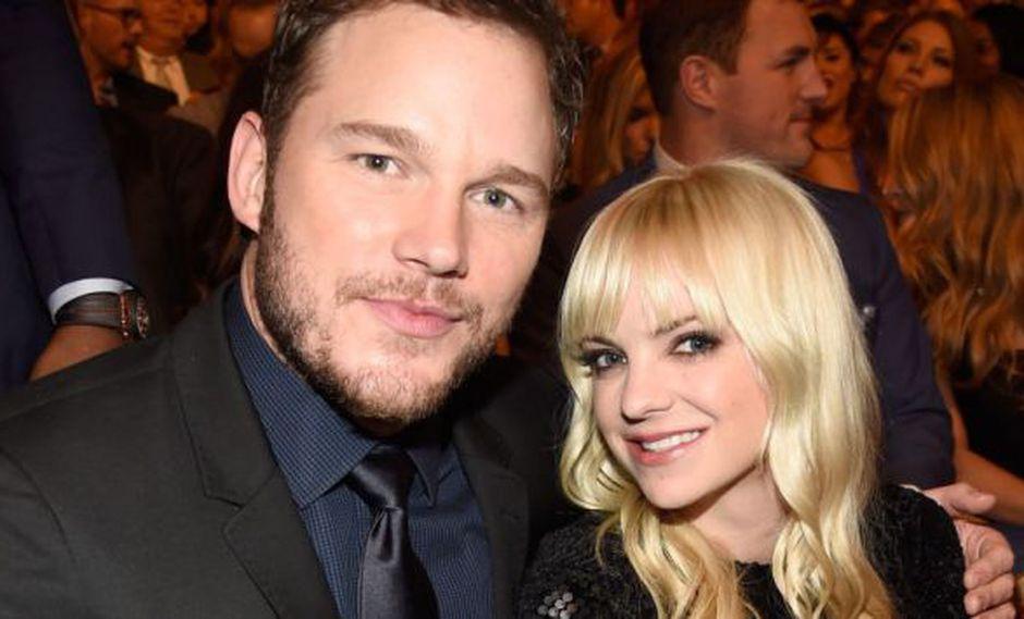 Chris Pratt anunció separación de su esposa tras ocho años de matrimonio (Getty Images)