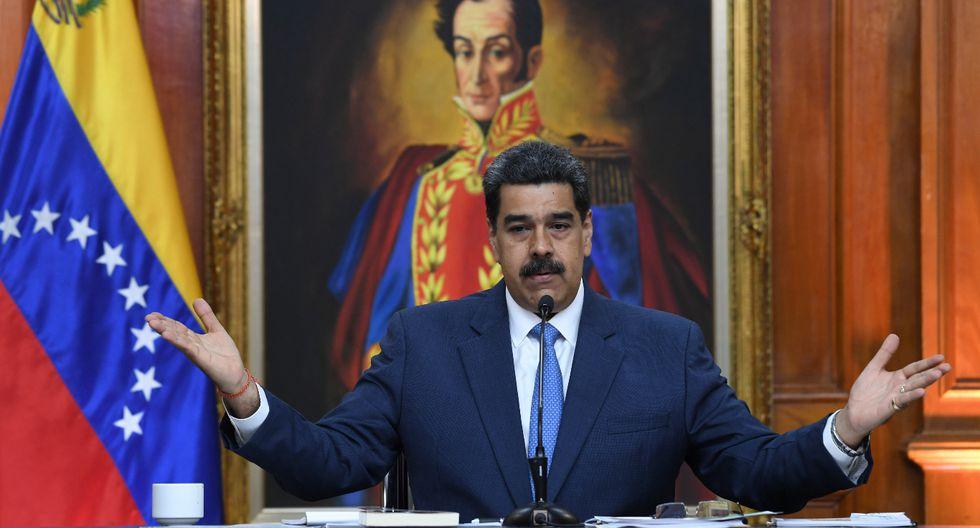 """Nicolás Maduro sobre primer fallecido por COVID-19: """"Cometió un error, acudió muy tarde a una clínica"""""""