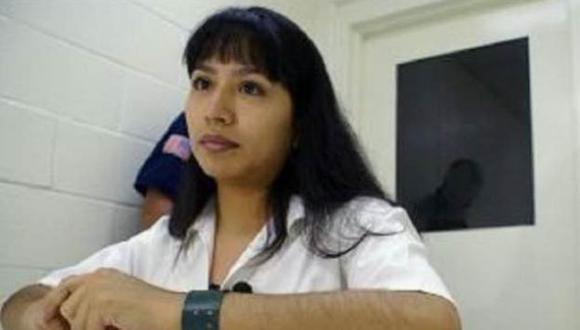 Condenada por la muerte de un bebé de 14 meses el 2005. (Internet)