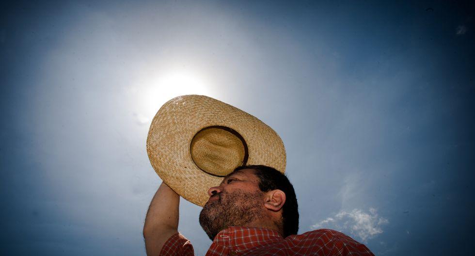 La Dirección Regional de Salud invoca a usar protector solar, lentes y sombrero de ala ancha.