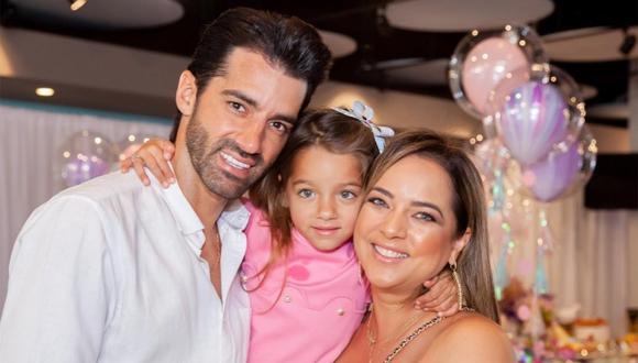 Adamari López y Toni Costa eran una de las parejas más estables del espectáculo mexicano. (Foto:@adamarilopez)