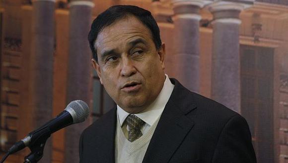 Fiscalía investiga a Cofopri tras denuncia contra Fredy Otárola. (Nancy Dueñas)