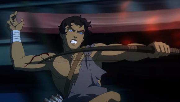 "Explicación del final de ""Blood of Zeus"" (Foto: Netflix)"