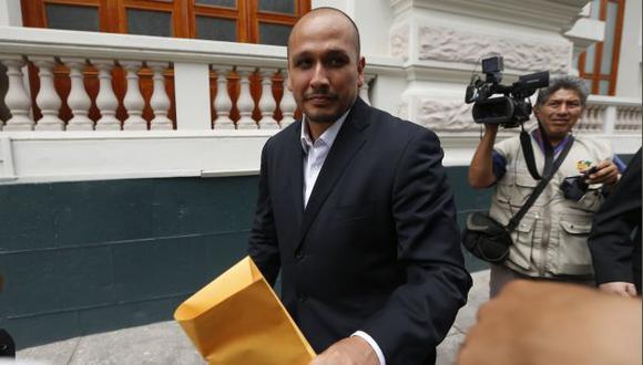 Ilan Heredia, hermano de Nadine Heredia, no acudió, por segunda vez, a citación de Comisión de Fiscalización. (Perú21)