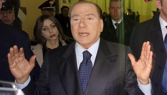 Ex primer ministro de Italia. (AP)