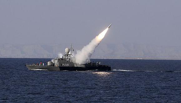 Ensayos militares aumentan tensión entre EEUU e Irán. (Reuters)