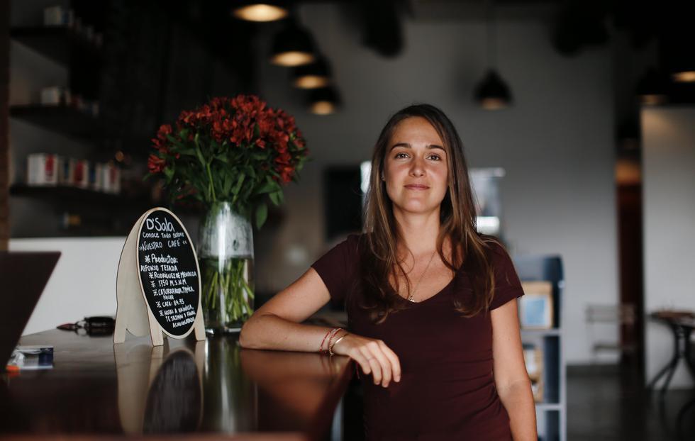 Mujer.21: Alessandra Sala, una pasión y un compromiso
