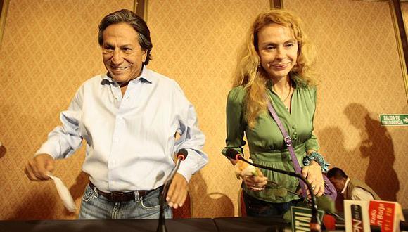 Giro en ciernes. Expresidente Alejandro Toledo podría pasar a ser investigado en el caso Ecoteva. (Rafael Cornejo)