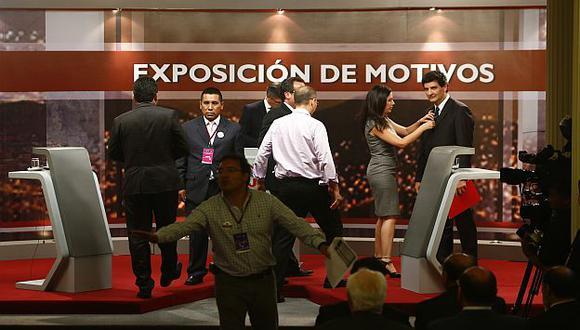 Una burla. Eso fue lo que pasó ayer en la exposición de motivos. (Perú21)