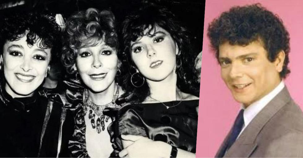 Actor mexicano confirma que tuvo amorío con hijas de Silvia Pinal. (Televisa)