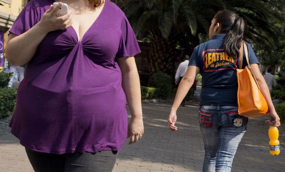 La falta de leptina o de su receptor conduce a la obesidad. (AFP)