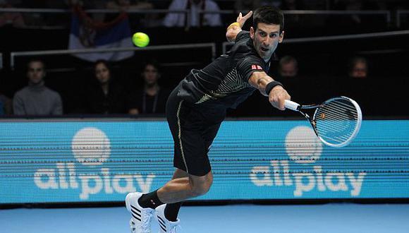 Novak Djokovic y Andy Murray debutaron con victoria en Indian Wells. (AFP)