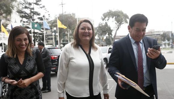Presidenta de la Subcomisión de Acusaciones Constitucionales, Milagros Takayama, garantiza debido proceso y descarta sesgo.