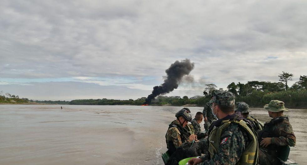 El Ministerio Público y la Marina han realizado más de 70 operativas de interdicción durante la pandemia. (Foto: Ministerio Público)