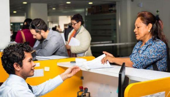 Desde la web se puede acceder a la información del contenido de las partidas registrales inscritas en los Registros Públicos del país. (Foto: Andina)