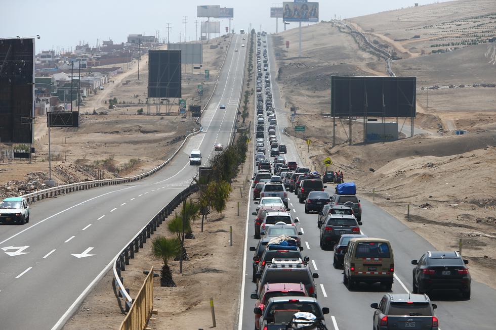 Semana Santa: Cinco consejos a tomar en cuenta si vas a salir de viaje en auto. (Rafael Cornejo/Perú21)
