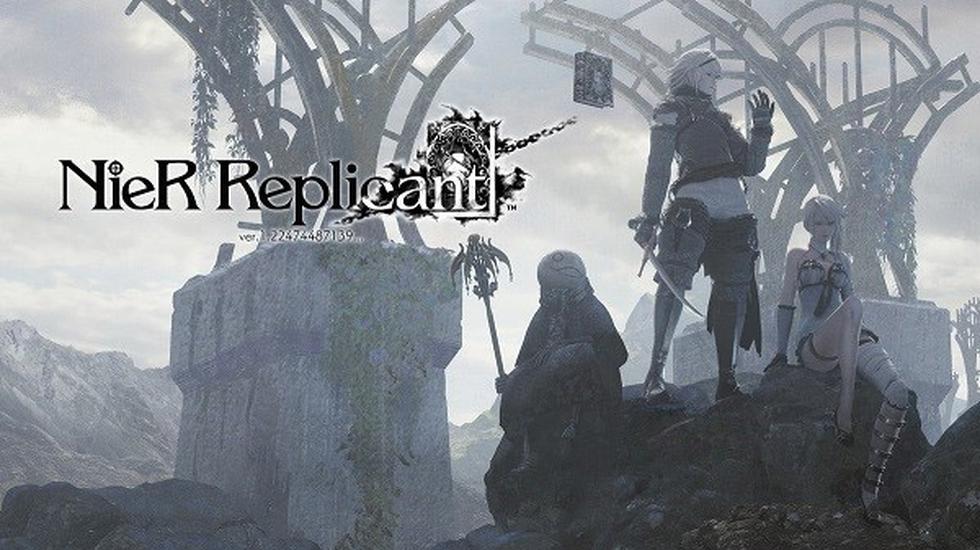 'NieR Replicant' goza de una gran calidad y profundidad de juego.