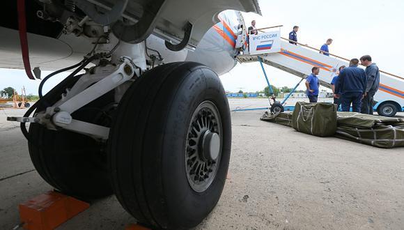 Según las autoridades, los polizones habrían sido expulsados por el sistema del avión al momento del despegue o simplemente saltaron. (Getty)
