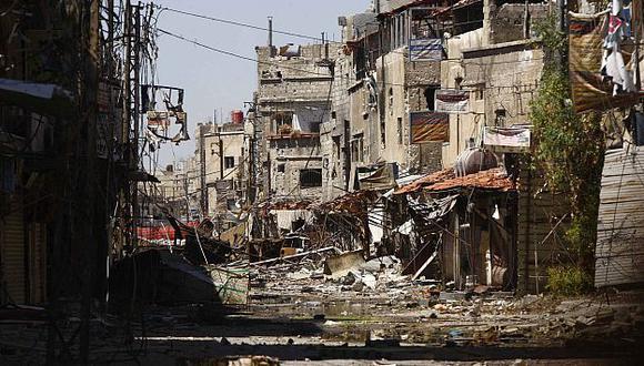 El conflicto ha dejado 80 mil muertos y más de un millón de personas sin hogar. (Reuters)