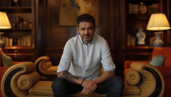 """""""Si aquí en Lima se intentara hacer una propuesta similar al Noma de Copenhague (considerado el mejor restaurant del mundo), se podría hacer"""", expresa el chef Jock Zonfrillo (Mario Zapata/Perú21)."""