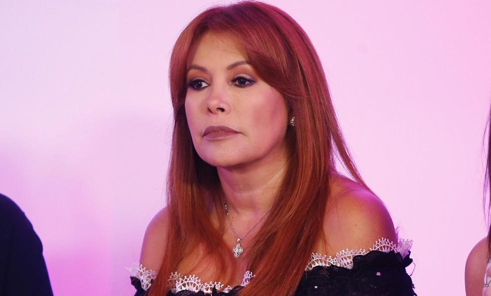 Magaly Medina no va más en Latina por caso Paolo Guerrero.
