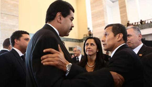 Venezuela: Exigen que Humala se pronuncie por situación de violencia. (EFE)
