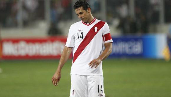 Claudio Pizarro es muy resistido por los hinchas peruanos. (Martín Herrera/Trome)