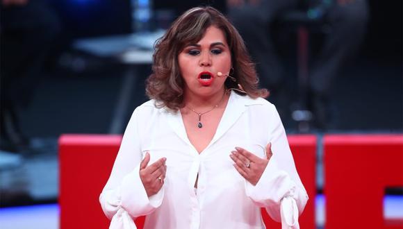 María Teresa Cabrera (Podemos Perú) sería la única mujer en la Mesa Directiva (Alessandro Currarino/GEC).
