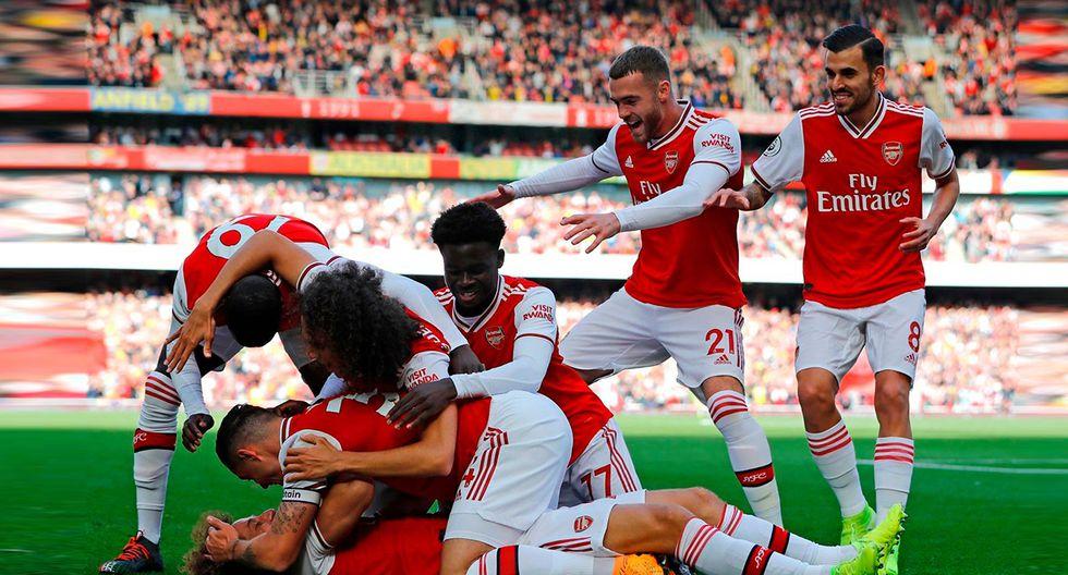 Arsenal es líder invicto del grupo F de la Europa League. (Foto. Arsenal)