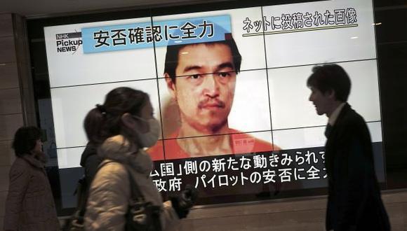 Kenji Goto es uno de los rehenes del Estado Islámico. (AP)