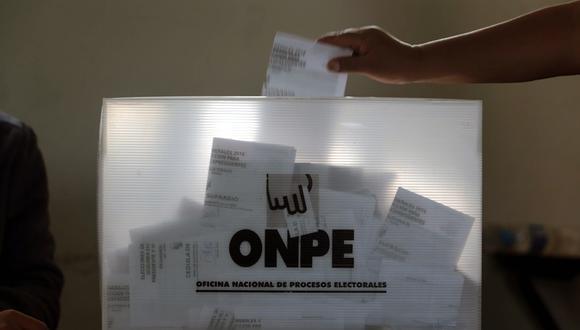 Elecciones 2018. (Foto: Archivo de El Comercio)
