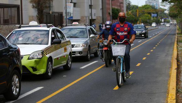 Una nueva normalidad, ¿en serio? (Foto: Fernando Sangama/GEC)