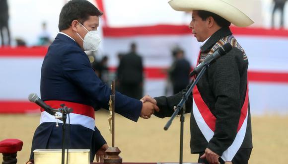 Guido Bellido aseguró que no hay una estrategia para ganar el voto de confianza del Congreso (Foto: Presidencia de la República)