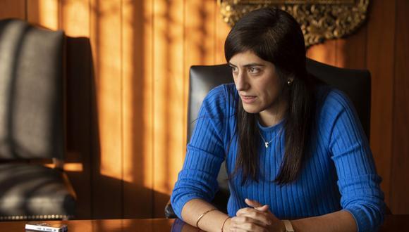 Alva se refirió a declaraciones de Bellido sobre el gas de camisea. (Foto: Jose Rojas / GEC)