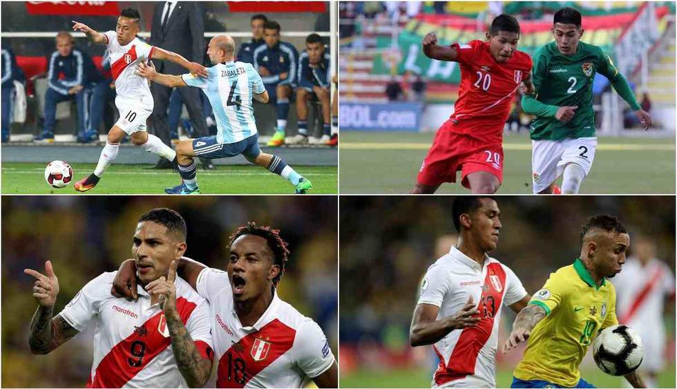 El calendario de la selección peruana en las Eliminatorias Qatar 2022 y la Copa América 2020. (Foto:  Agencias)