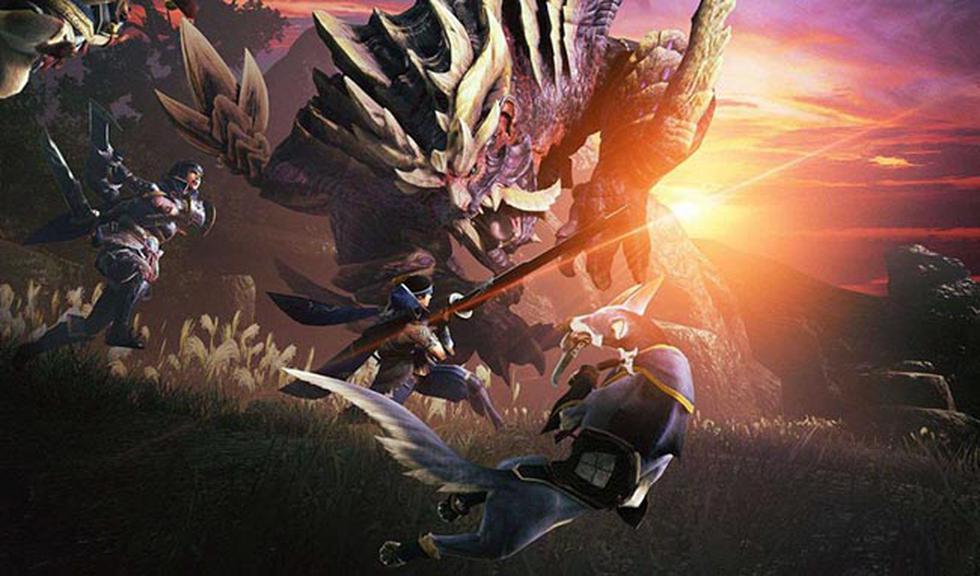 'Monster Hunter Rise' ha logrado tener un muy buen inicio en ventas.