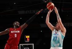 Tokio 2020: De la mano de Doncic, Eslovenia avanzó a las semifinales del básquet