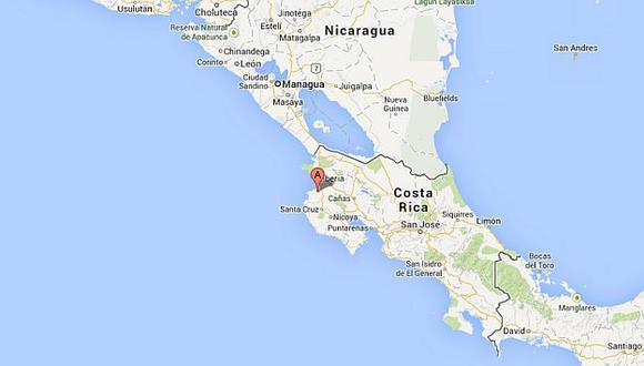 Movimiento telúrico se ubicó a unos 171 kilómetros de la ciudad nicaragüense de Managua. (Internet)