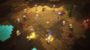 'Minecraft Dungeons' llega a Steam con cross-save y cross-play