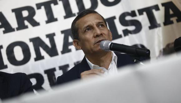Fiscal no descarta que Humala sea imputado