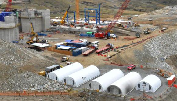 SECTOR CLAVE. La minería lidera cartera de proyectos de inversión. (Difusión)