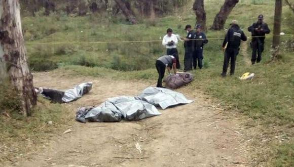 Eran 6 hombres y una mujer, los cuerpos encontrados en el estado de Guerrero (Sol de Acapulco)