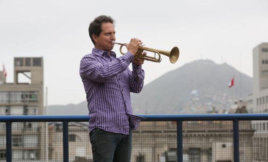 Gabriel Alegría dará tres conciertos en Lima. El primero, esta noche. (Piko Tamashiro)