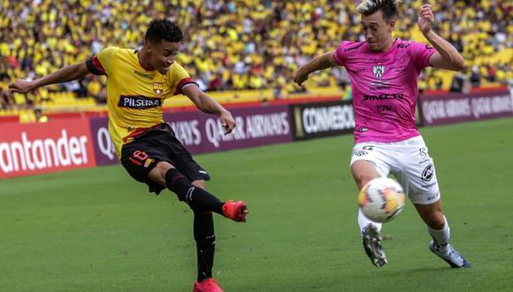 Barcelona SC visita a Flamengo por la segunda fecha de la Copa Libertadores 2020. (@BarcelonaSC)