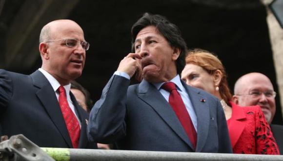 Dan On fue jefe de seguridad de Toledo durante su gobierno. (Foto: Diario Correo)