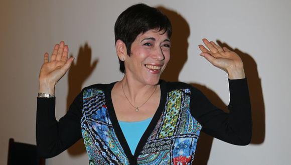 """""""La verdad no vale ni 50 mil ni un millón"""", aseguró Cecilia Barraza."""
