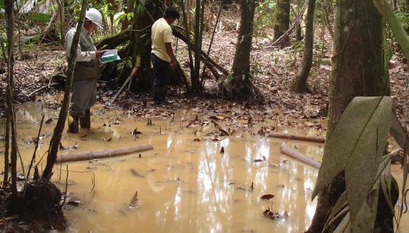 El agua está contaminada. (Difusión)